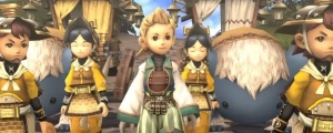 Final Fantasy Crystal Chronicles Remastered erhält eine kostenlose Lite-Edition