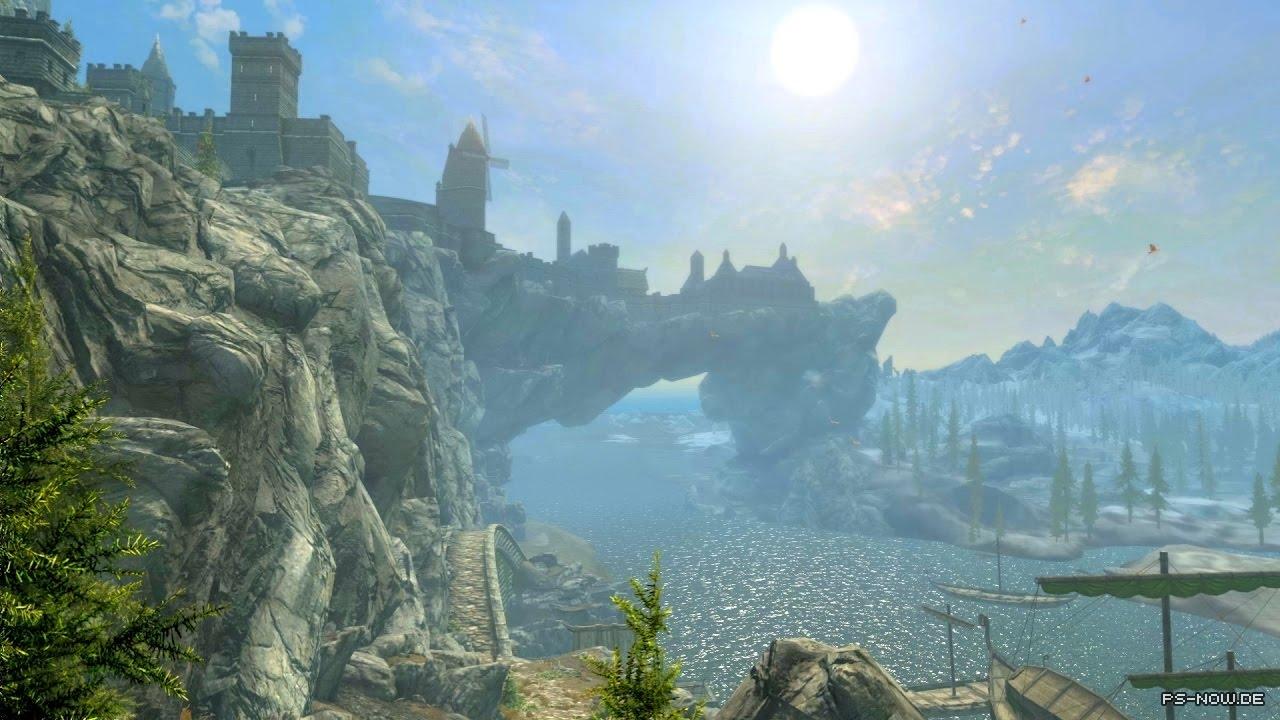 The Elder Scrolls V: Skyrim Special Edition Review - PS-NOW de