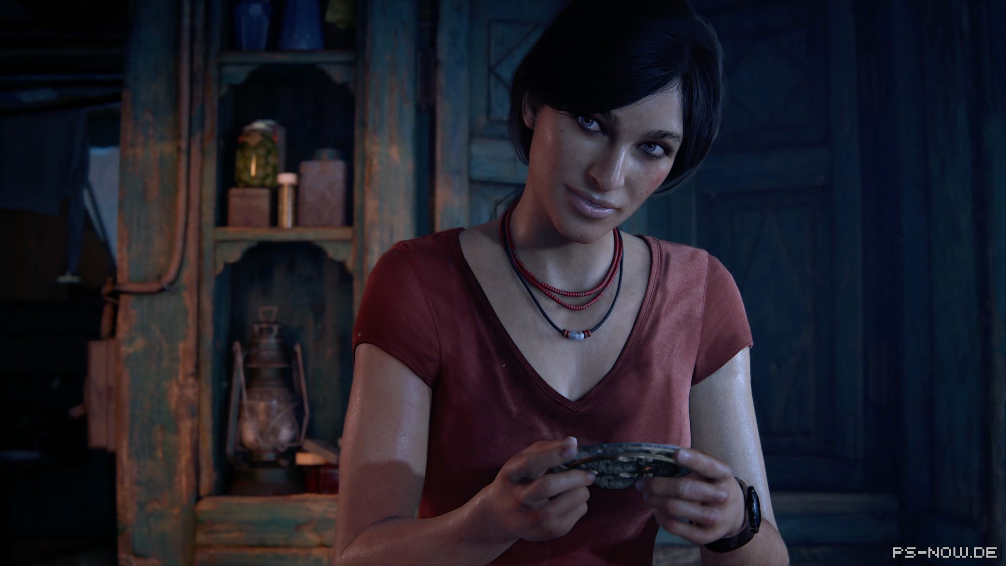 Nathan Drake wird kein Teil von Uncharted: The Lost Legacy - PS-NOW.de