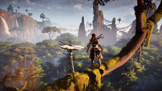 Horizon Zero Dawn Karte Ruinen.Horizon Zero Dawn Review Ps Now De