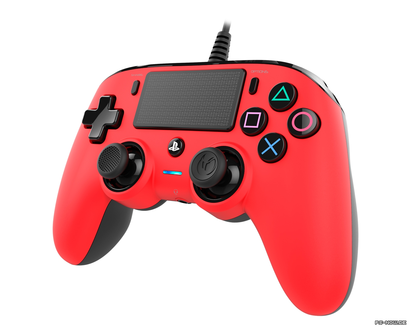 Nacon kündigt kabelgebundenen Controller für PS4 an - PS-NOW.de